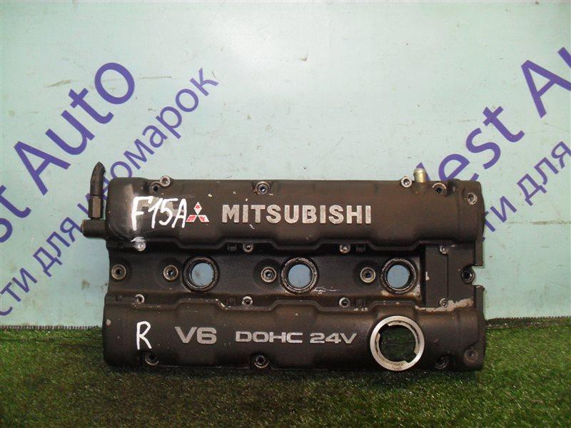 Клапанная крышка Mitsubishi Diamante F15A 6G73 1992 правая