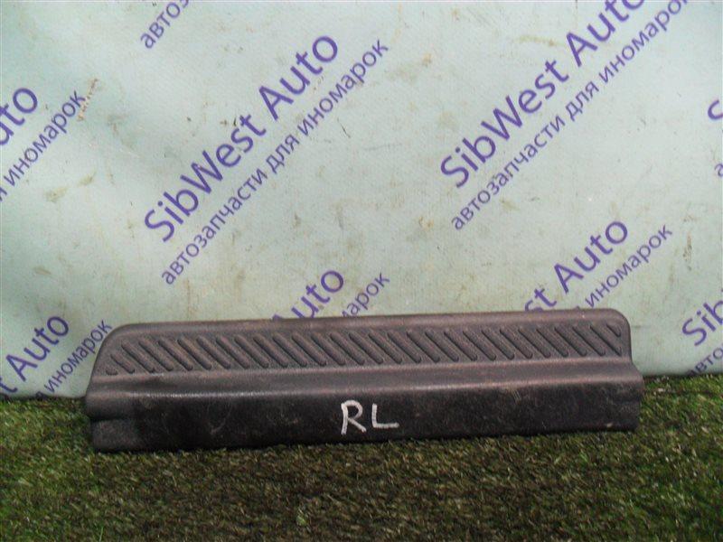 Порожек пластиковый Nissan Ad WFY10 GA15DS 1993 задний левый