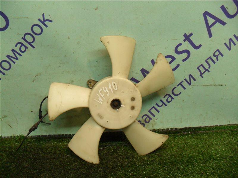 Вентилятор радиатора кондиционера Nissan Ad WFY10 GA15DS 1993