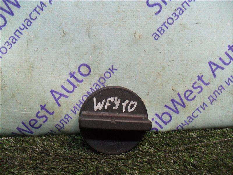 Крышка масляной горловины Nissan Ad WFY10 GA15DS 1993