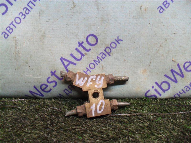 Распределитель тормозной Nissan Ad WFY10 GA15DS 1993