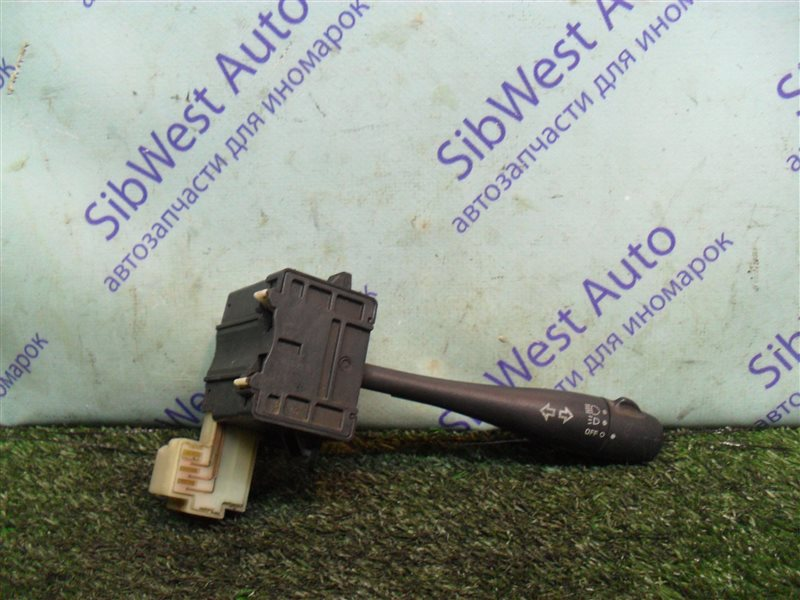 Блок подрулевых переключателей Nissan Ad WFY10 GA15DS 1993 правый
