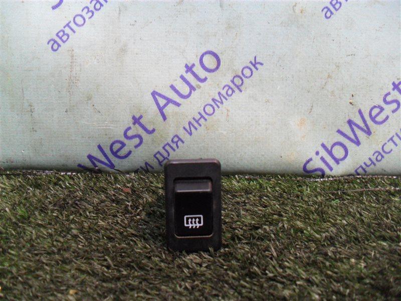 Кнопка обогрева заднего стекла Nissan Ad WFY10 GA15DS 1993