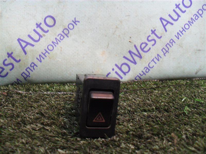 Кнопка аварийной сигнализации Nissan Ad WFY10 GA15DS 1993