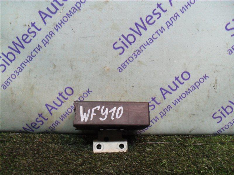 Электронный блок Nissan Ad WFY10 GA15DS 1993