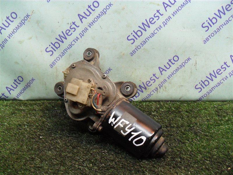 Мотор дворников Nissan Ad WFY10 GA15DS 1993 передний