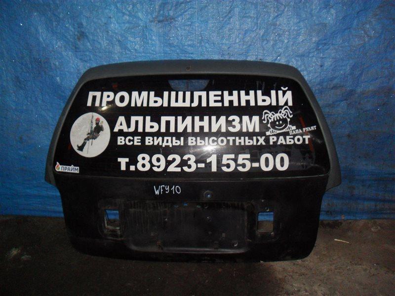 Дверь 5-я Nissan Ad WFY10 GA15DS 1993