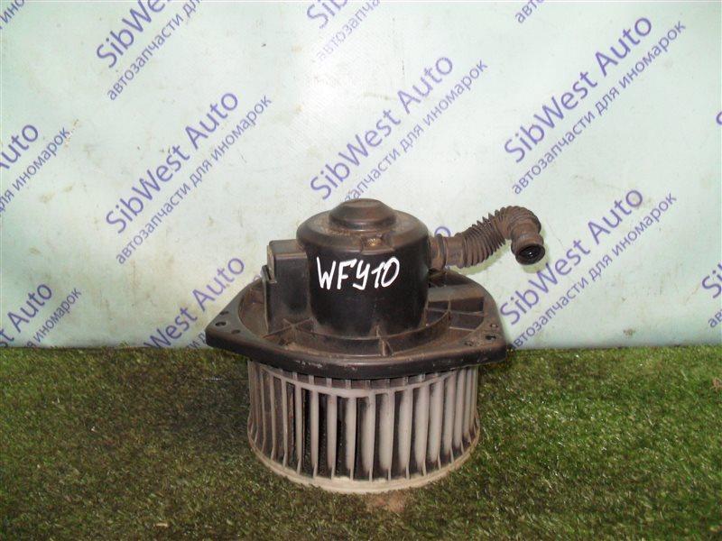 Мотор печки Nissan Ad WFY10 GA15DS 1993