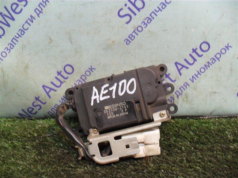 Сервопривод заслонок печки Toyota Sprinter AE100 5A-FE 1994
