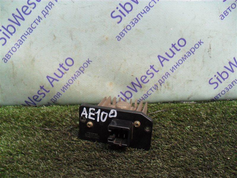 Реостат Toyota Sprinter AE100 5A-FE 1994