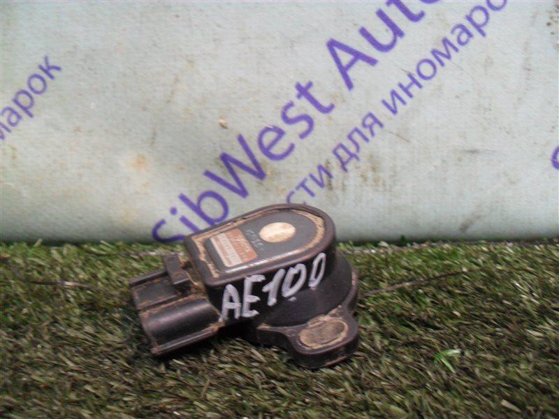 Датчик дроссельной заслонки Toyota Sprinter AE100 5A-FE 1994