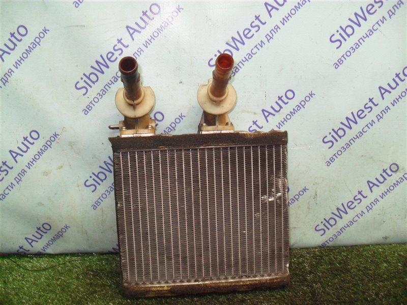 Радиатор печки Nissan Ad WFY10 GA15DS 1993