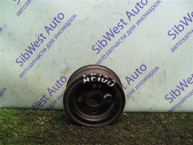Шкив помпы Toyota Sprinter AE100 5A-FE 1994
