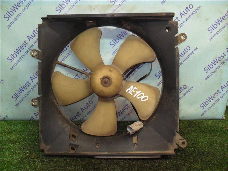 Вентилятор радиатора Toyota Sprinter AE100 5A-FE 1994