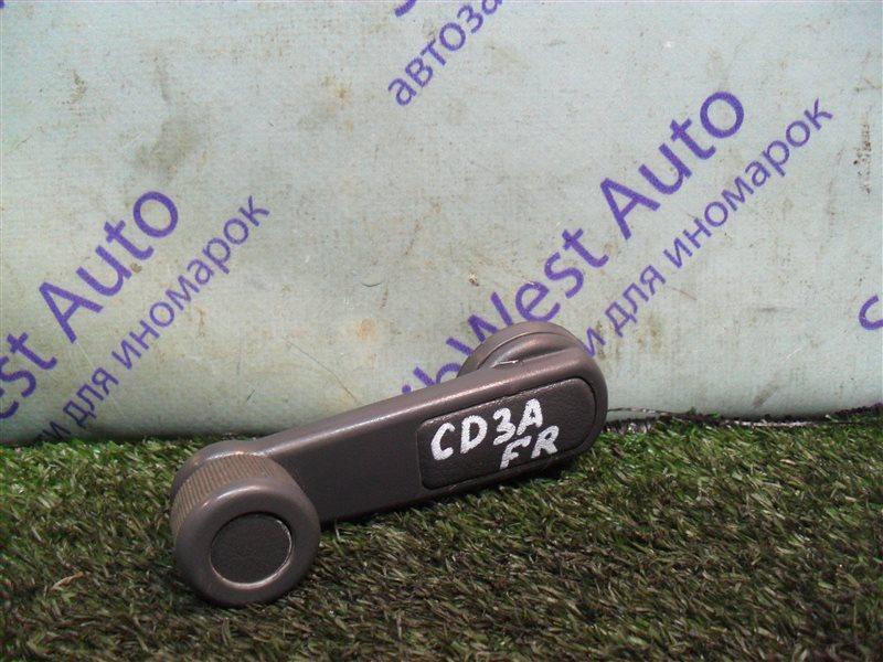 Ручка стеклоподъемника Mitsubishi Lancer CD3A 4G91 1993 передняя правая