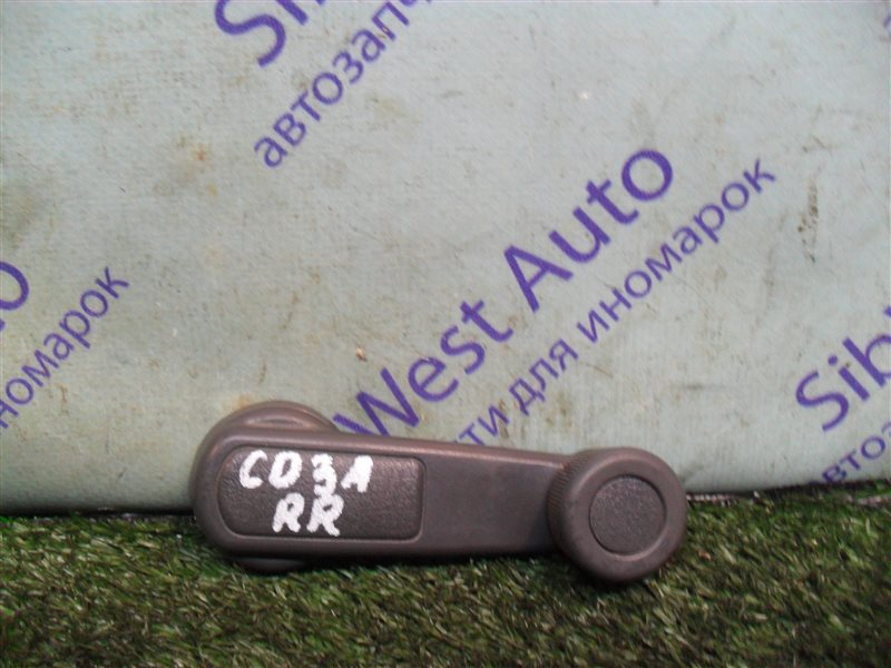 Ручка стеклоподъемника Mitsubishi Lancer CD3A 4G91 1993 задняя правая