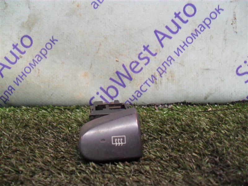 Кнопка обогрева заднего стекла Mitsubishi Lancer CD3A 4G91 1993