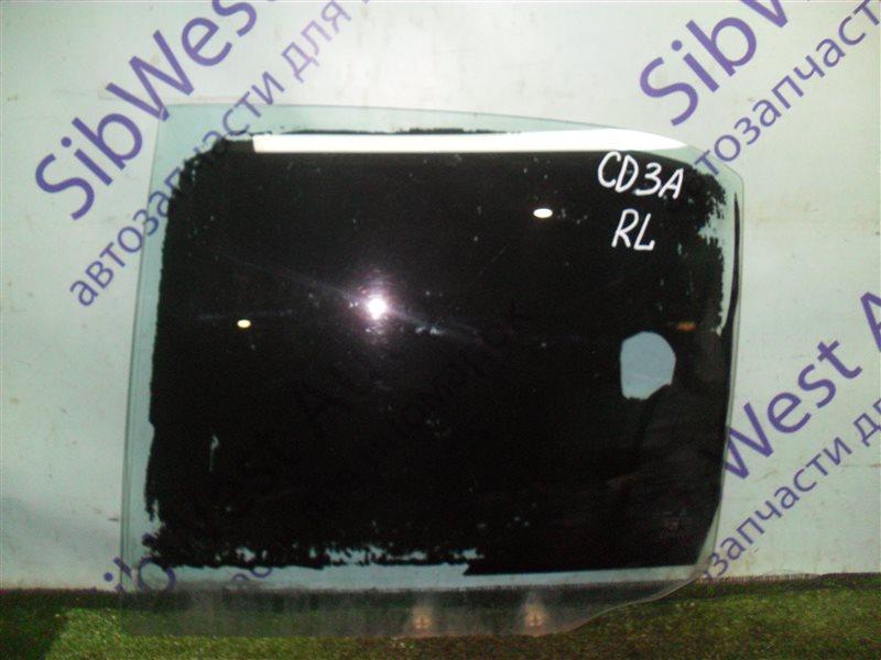 Стекло двери Mitsubishi Lancer CD3A 4G91 1993 заднее левое