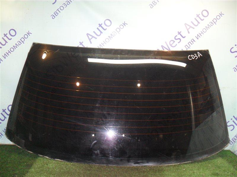 Заднее стекло Mitsubishi Lancer CD3A 4G91 1993