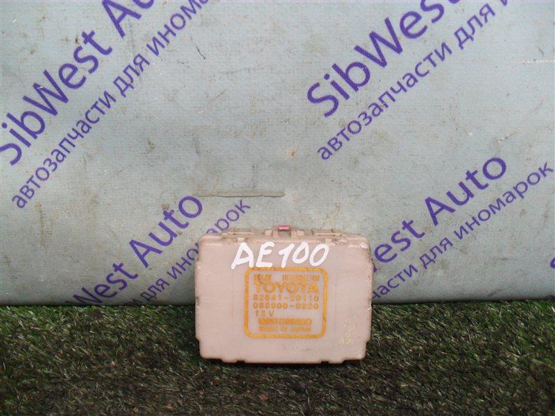 Электронный блок Toyota Sprinter AE100 5A-FE 1994