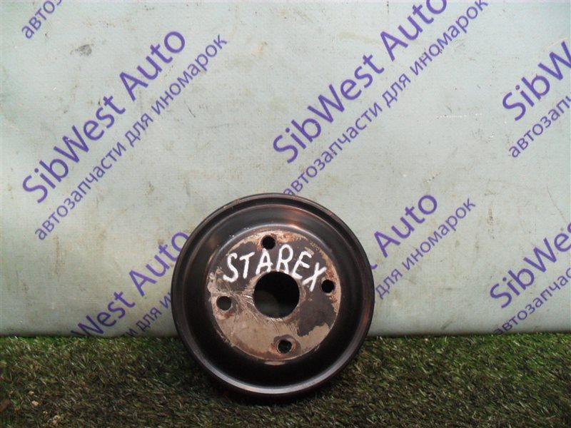 Шкив помпы Hyundai Starex TQ D4CB 2010