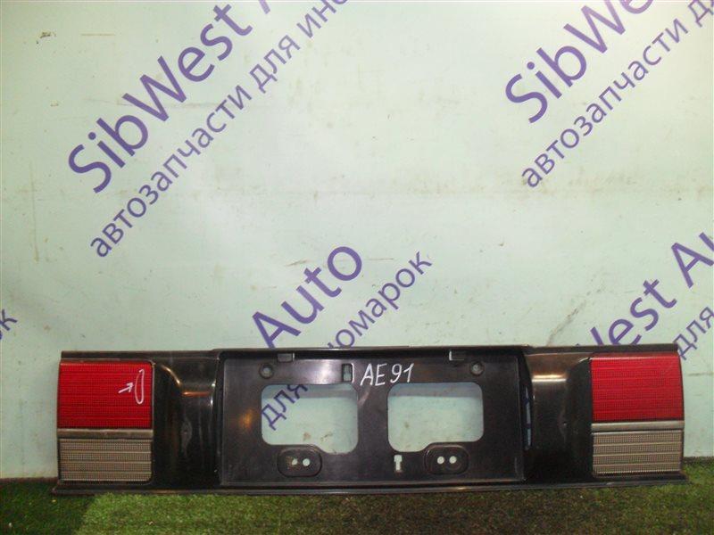 Вставка между стопов Toyota Corolla AE91 5A-F 1990