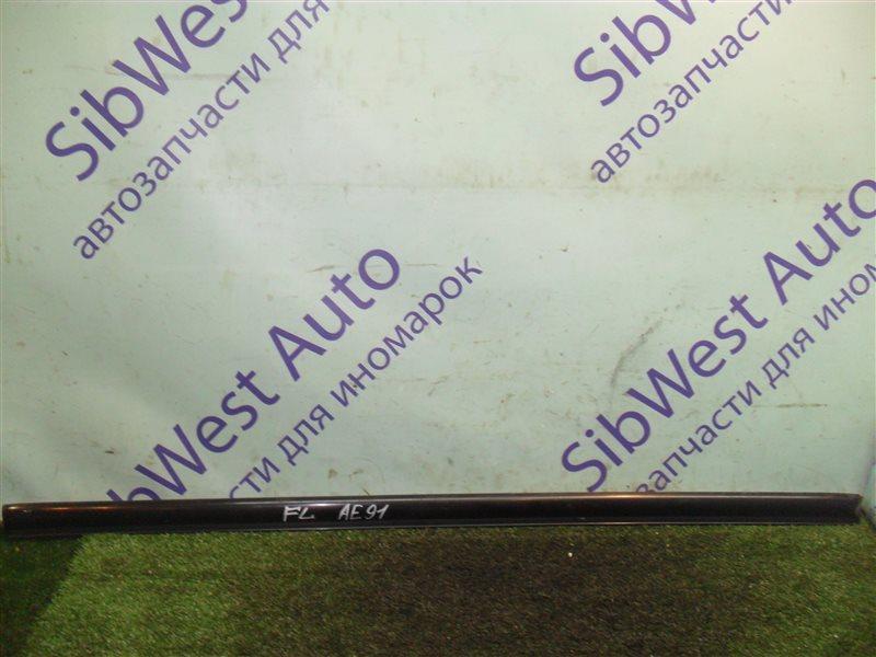 Молдинг на дверь Toyota Corolla AE91 5A-F 1990 передний левый