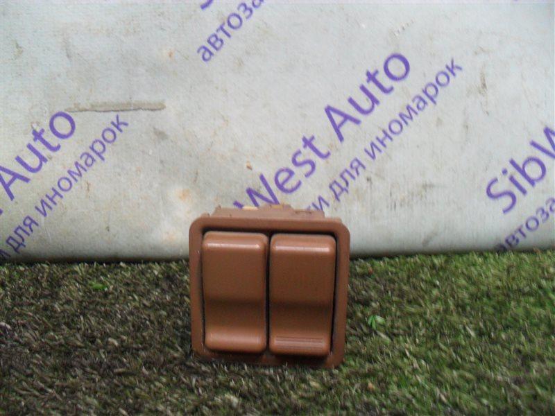Кнопка обогрева заднего стекла Toyota Corolla AE91 5A-F 1990
