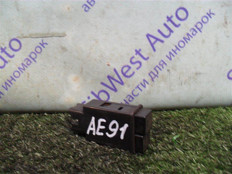 Кнопка Toyota Corolla AE91 5A-F 1990