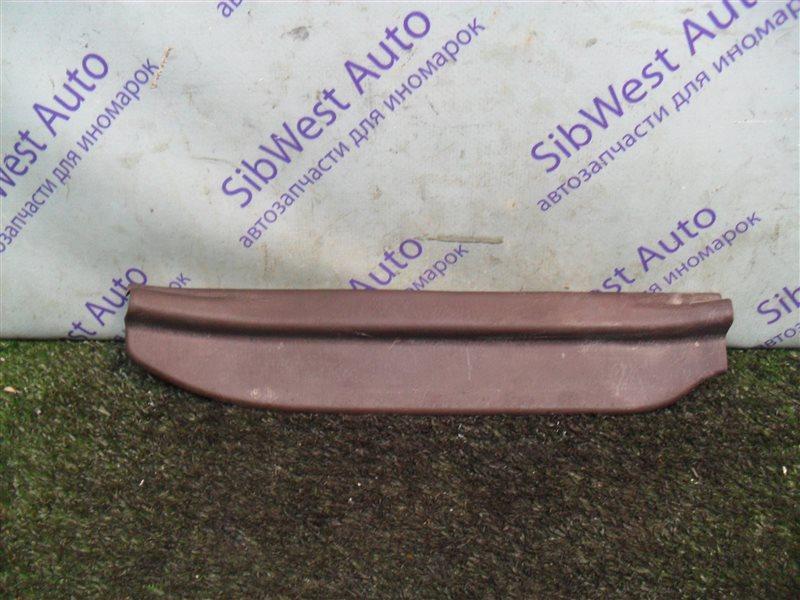 Порожек пластиковый Toyota Starlet EP82 4E-F 1991 задний правый