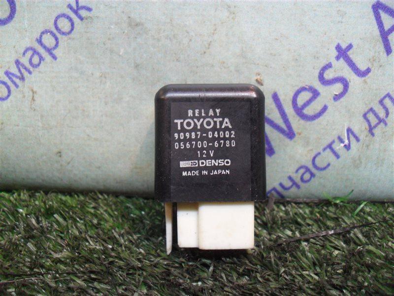 Реле Toyota Starlet EP82 4E-F 1991