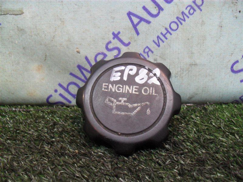 Крышка масляной горловины Toyota Starlet EP82 4E-F 1991