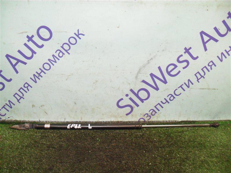 Амортизатор задней двери Toyota Starlet EP82 4E-F 1991 левый