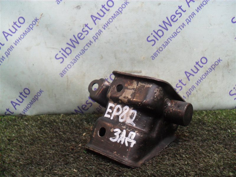 Кронштейн опоры двигателя Toyota Starlet EP82 4E-F 1991 задний
