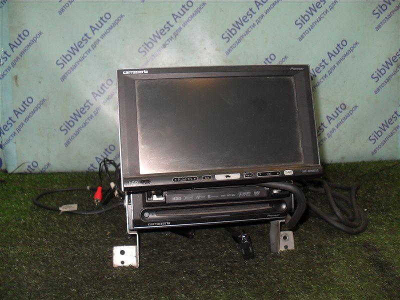 Монитор Subaru Legacy BL5 EJ20