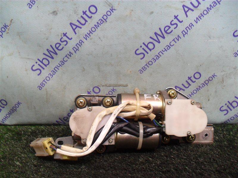 Мотор привода сиденья Nissan Cefiro A32 VQ20DE 1997 передний правый