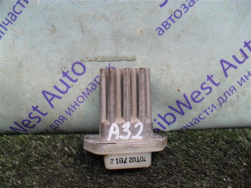 Реостат Nissan Cefiro A32 VQ20DE 1997