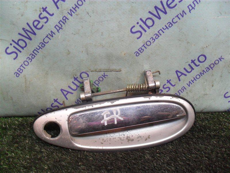 Ручка двери внешняя Nissan Cefiro A32 VQ20DE 1997 передняя правая
