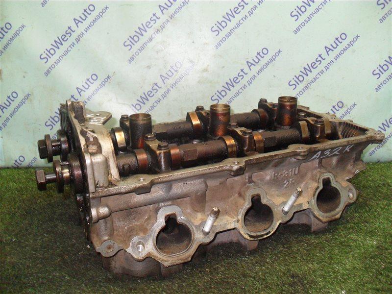 Головка блока цилиндров Nissan Cefiro A32 VQ20DE 1997 правая