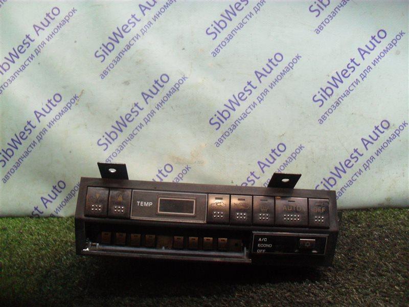 Блок управления климат-контролем Mitsubishi Eterna E35A 4G67 1990