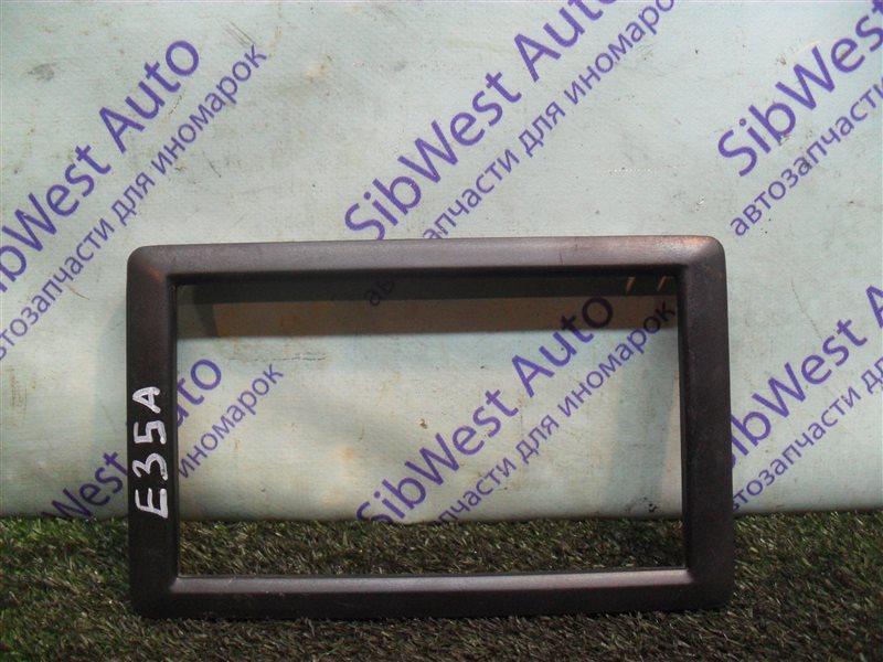 Консоль магнитофона Mitsubishi Eterna E35A 4G67 1990