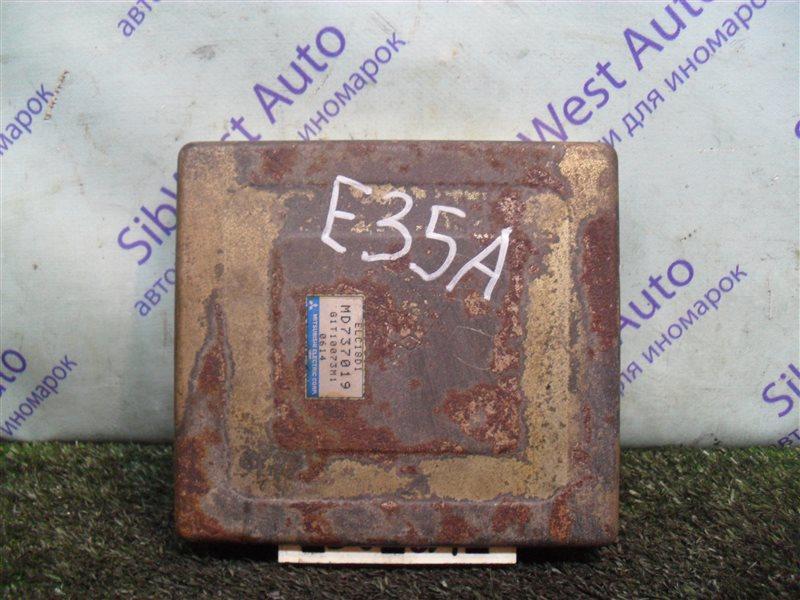 Блок управления акпп Mitsubishi Eterna E35A 4G67 1990