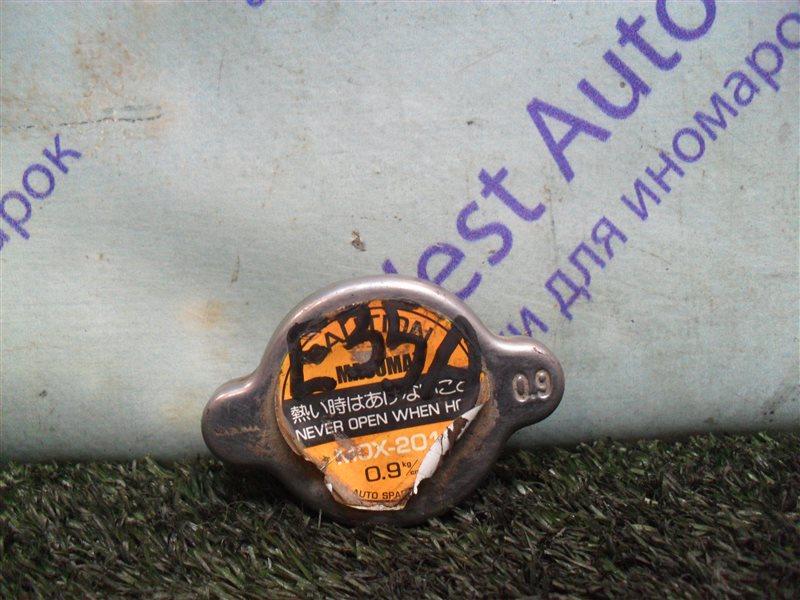 Крышка радиатора Mitsubishi Eterna E35A 4G67 1990