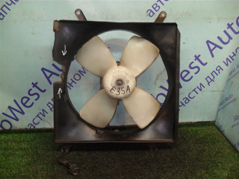 Вентилятор радиатора Mitsubishi Eterna E35A 4G67 1990