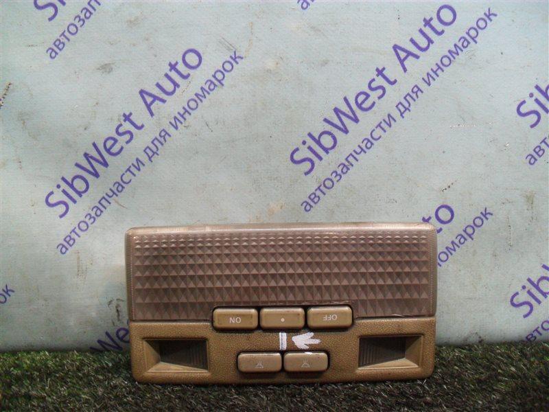 Плафон Mitsubishi Eterna E35A 4G67 1990 передний