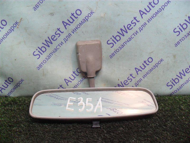 Зеркало заднего вида Mitsubishi Eterna E35A 4G67 1990
