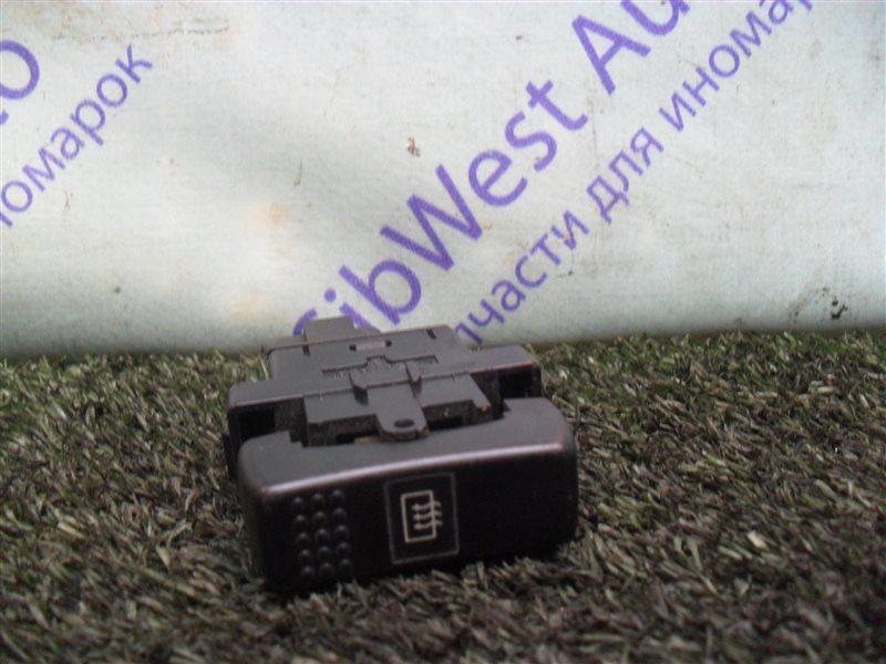 Кнопка обогрева заднего стекла Mitsubishi Eterna E35A 4G67 1990