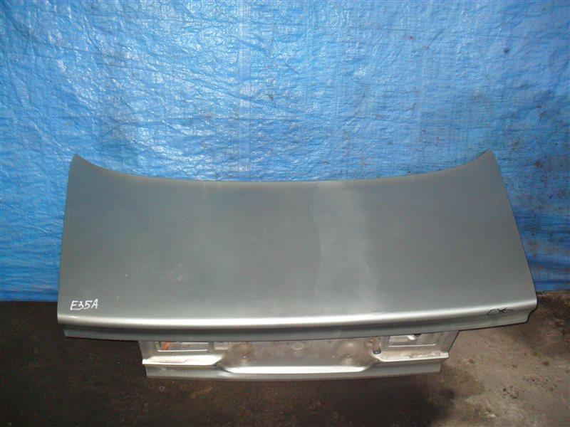 Крышка багажника Mitsubishi Eterna E35A 4G67 1990