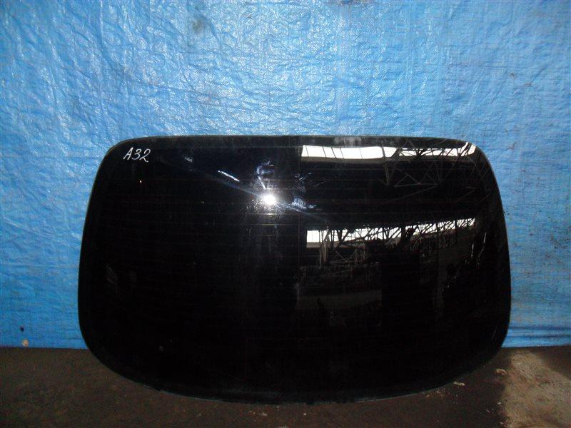 Заднее стекло Nissan Cefiro A32 VQ20DE 1997