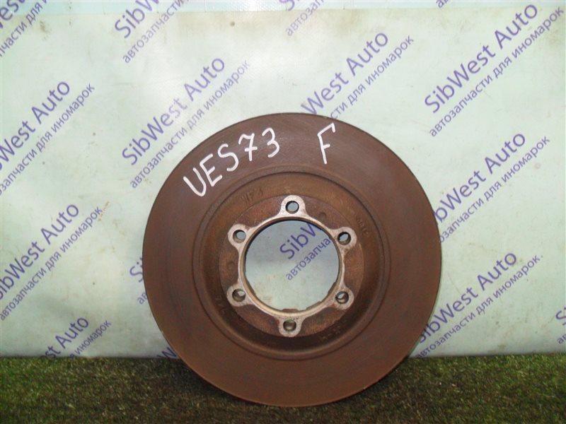 Тормозной диск Isuzu Wizard UES73FW 4JX1 2000 передний